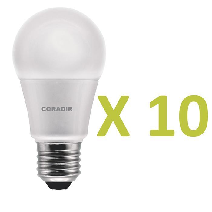 img_Pack 10 Unidades Lampara Led E27 6w - Luz Fria